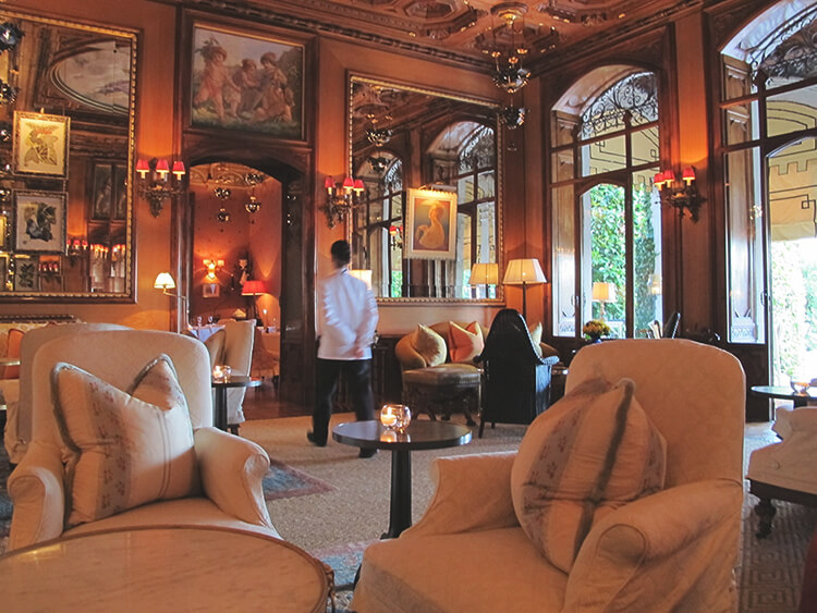 Grand Hotel a Villa Feltrinelli, Italy