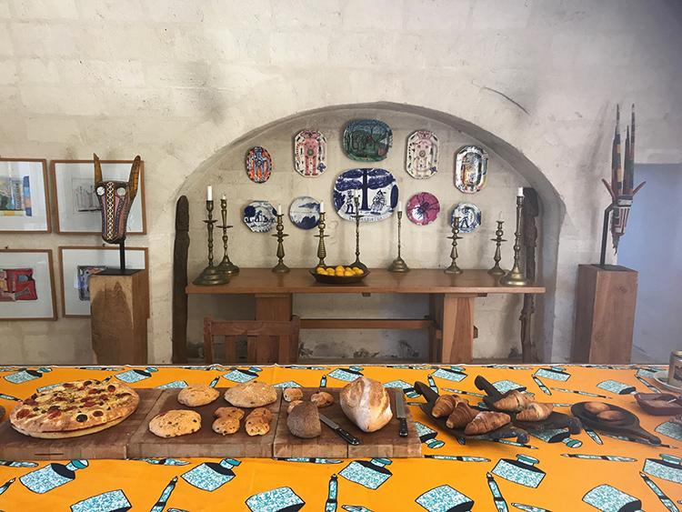 Traditional cuisine, Puglia, Italy
