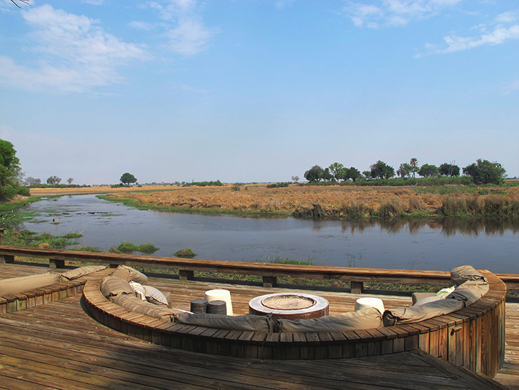 The Okavango Delta