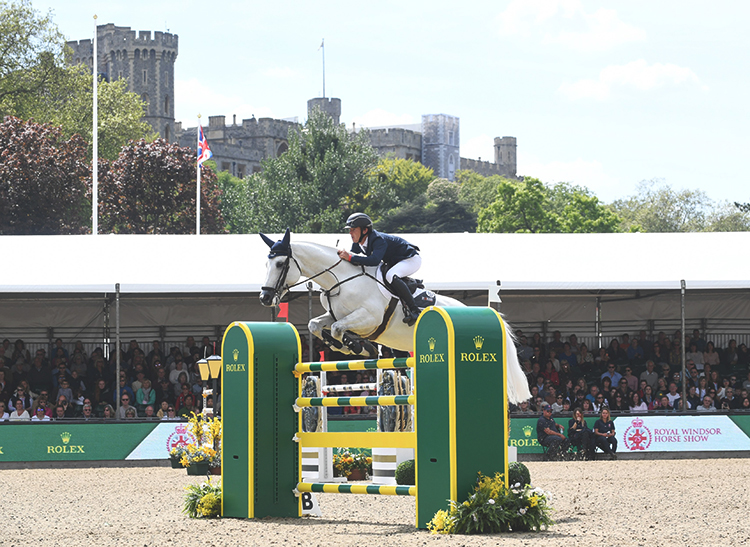 Royal Windsor Horse Show during the Season